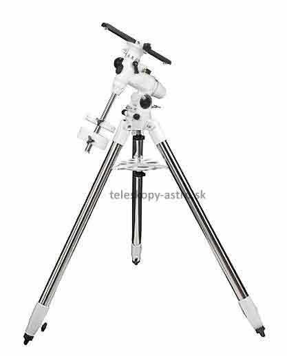 Montáž Sky-Watcher paralaktická EQ3 s ocelovým stativem