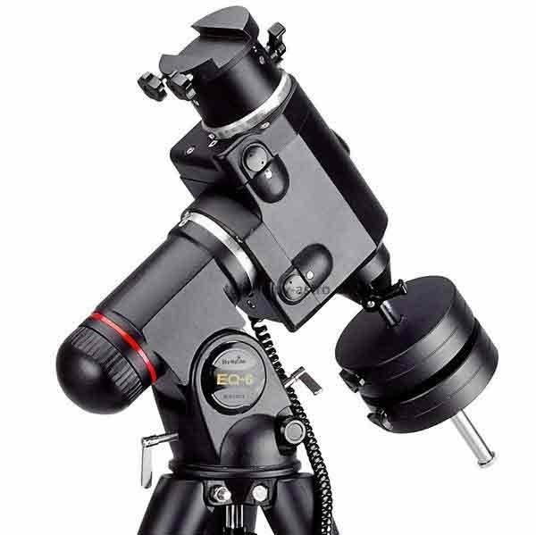 Montáž Sky-Watcher paralaktická EQ6 s ocelovým stativem