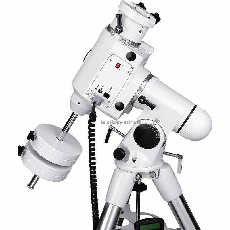 Montáž Sky-Watcher EQ6 SynScan GoTo s ocelovým stativem