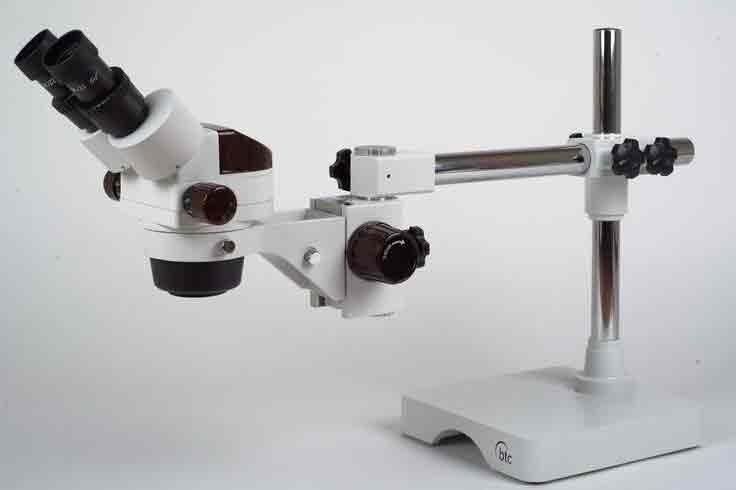 Mikroskop IND C2Z průmyslový, stereo a zoom