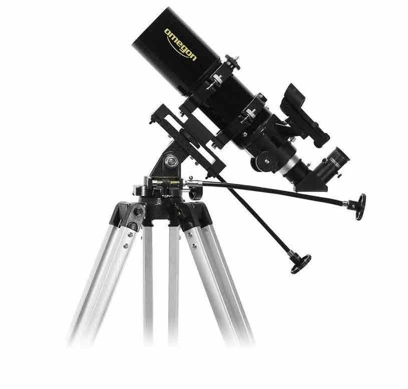 Teleskop Omegon 80/400 AZ3
