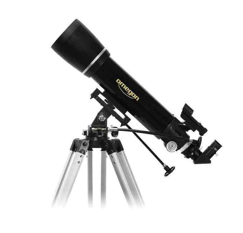 Teleskop Omegon 102/660 AZ 3