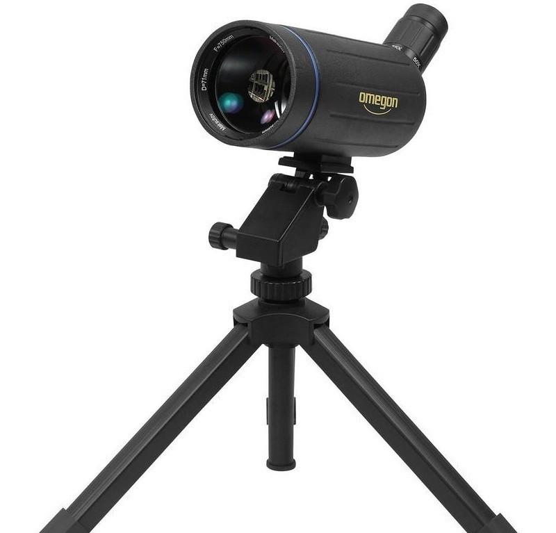 Monokulár Omegon 25-75x70 mm Spotting Scope