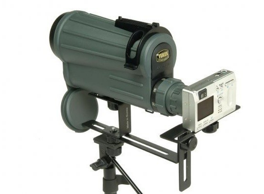 Adaptér pro digitální fotoaparát (Yukon 20-50x50)