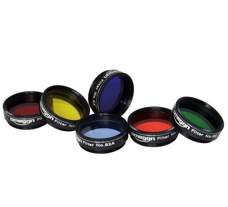 Sada barevných filtrů Omegon