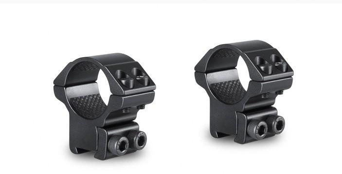 Montáž Hawke Match, dvoudílná, (průměr oka 25,4 mm), 9-11 mm, střední