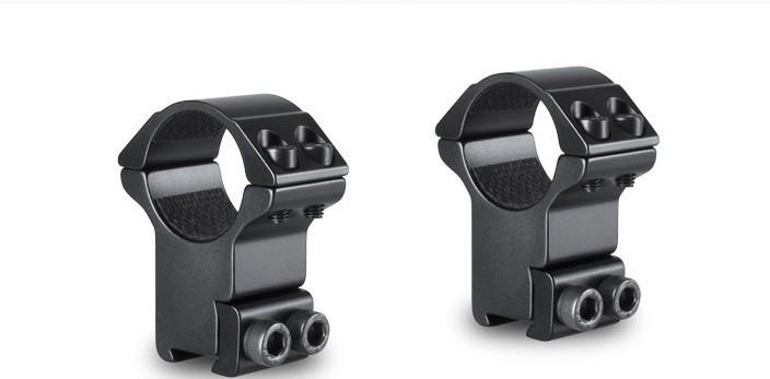 Montáž Hawke Match, dvoudílná, (průměr oka 25,4 mm), 9-11 mm, vysoká