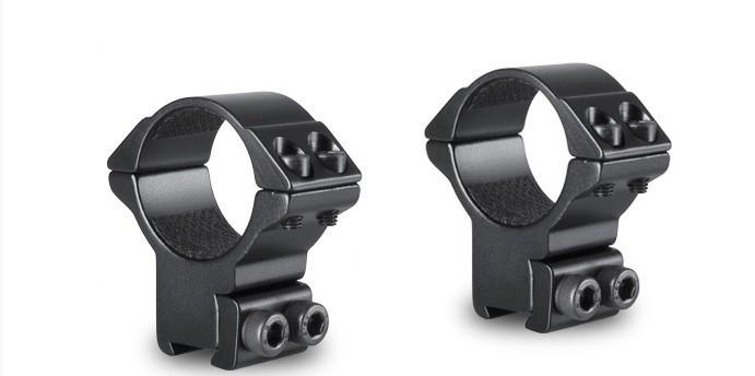 Montáž Hawke Match, dvoudílná, (průměr oka 30 mm), 9-11 mm, vysoká