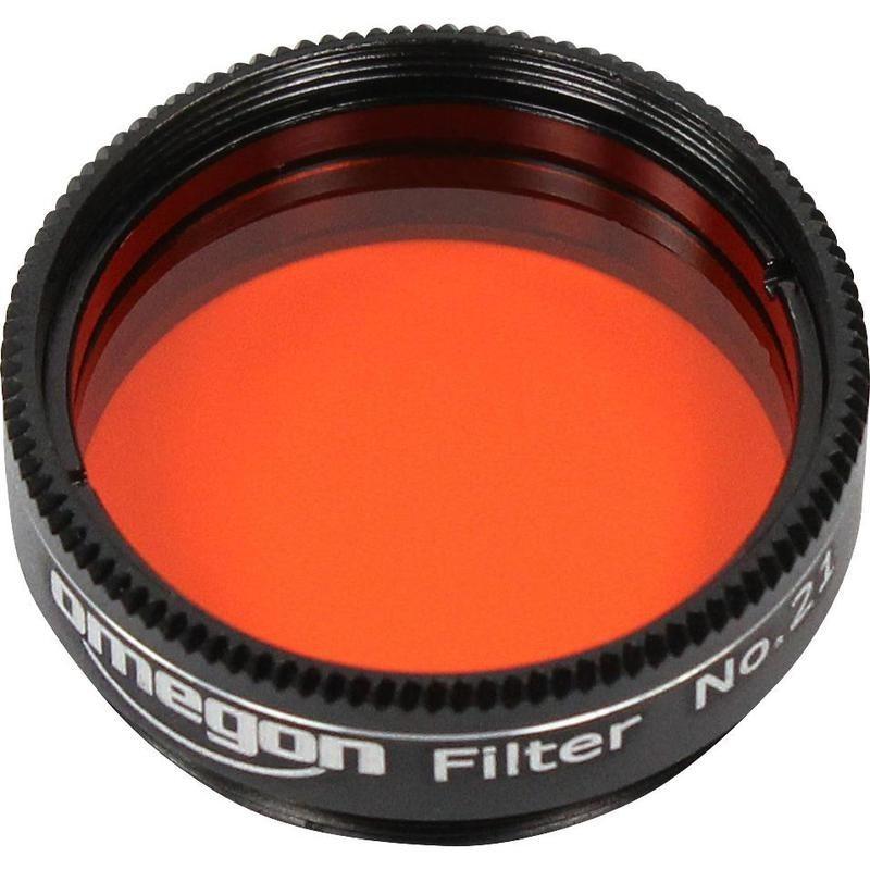 Barevný filtr Omegon Orange