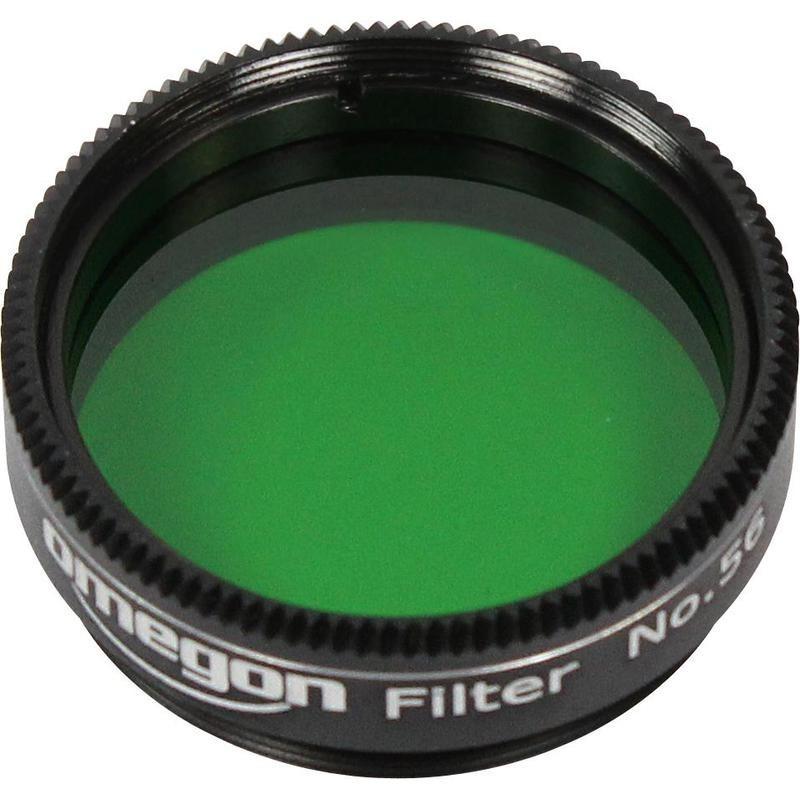 Barevný filtr Omegon světle zelený