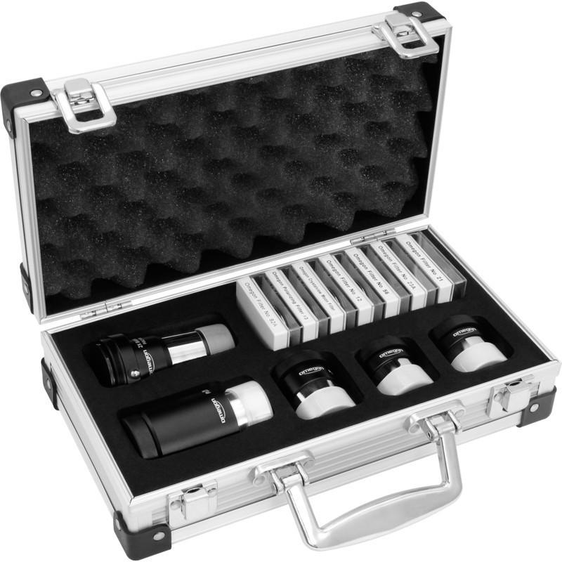 Okulárový kufřík OMEGON s příslušenstvím