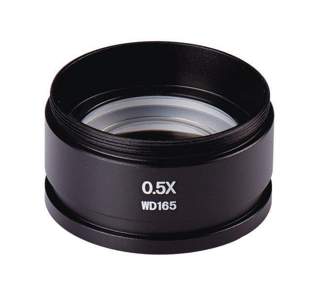 Konvertorová čočka s 0,5 zvětšením pro mikroskopy