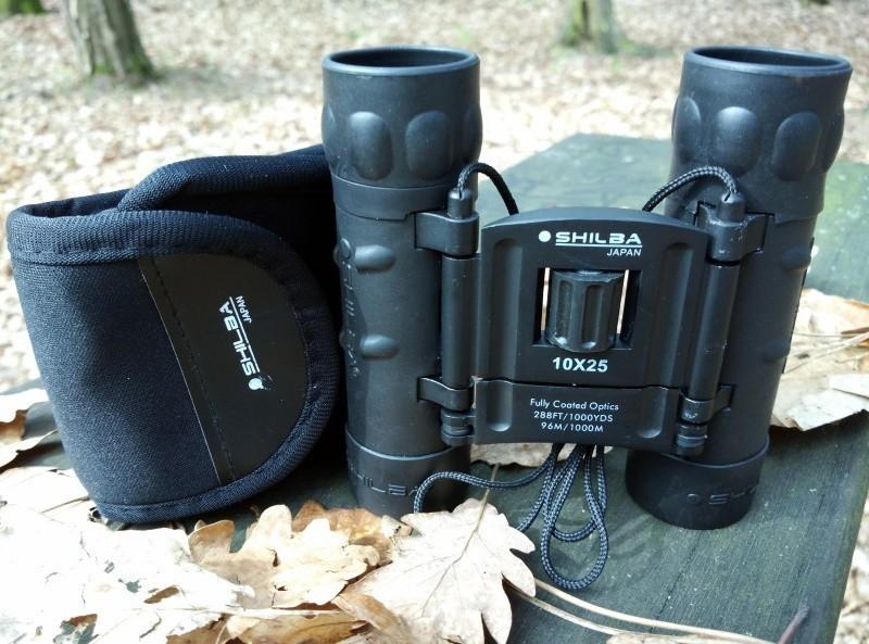 Dalekohled Shilba Compact 10x25
