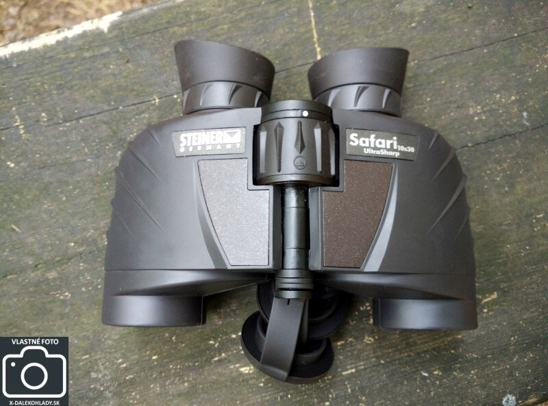 Dalekohled Steiner Safari Ultrasharp 10X30