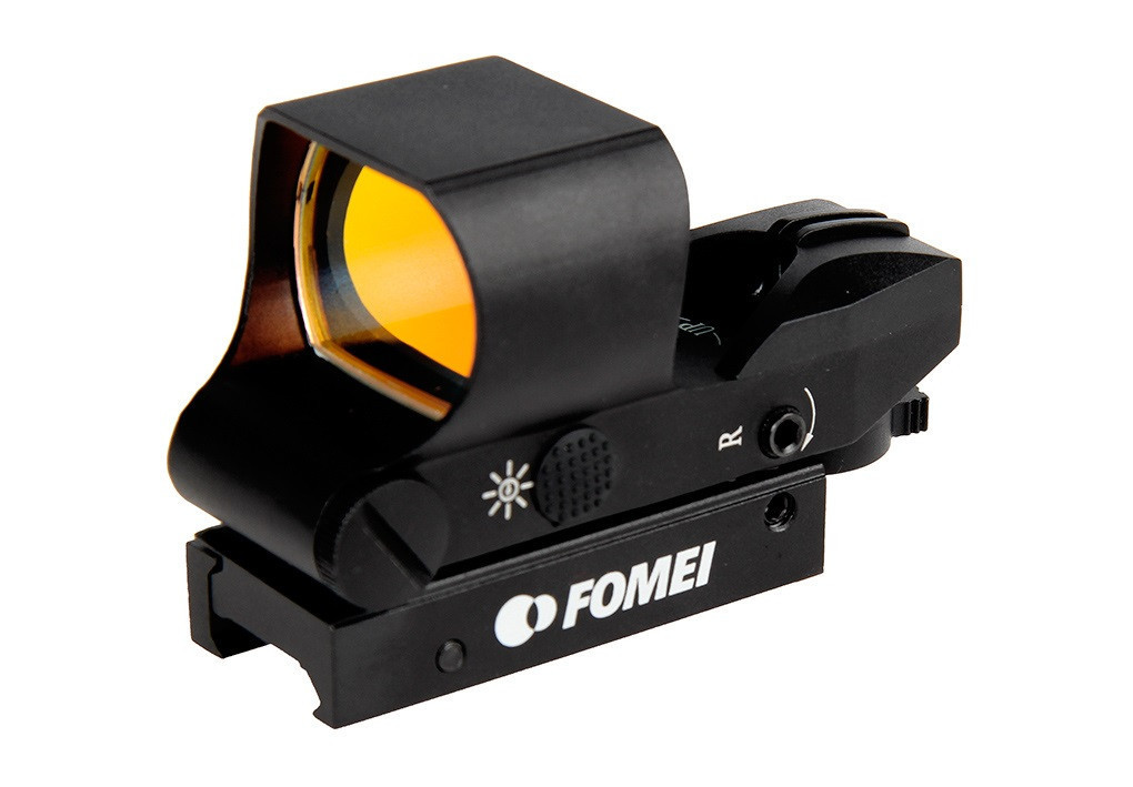 Kolimátor Fomei 1x28x40 mm RED WIDE (13-14mm)