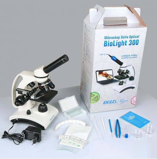 Mikroskop Delta Optical BioLight 300