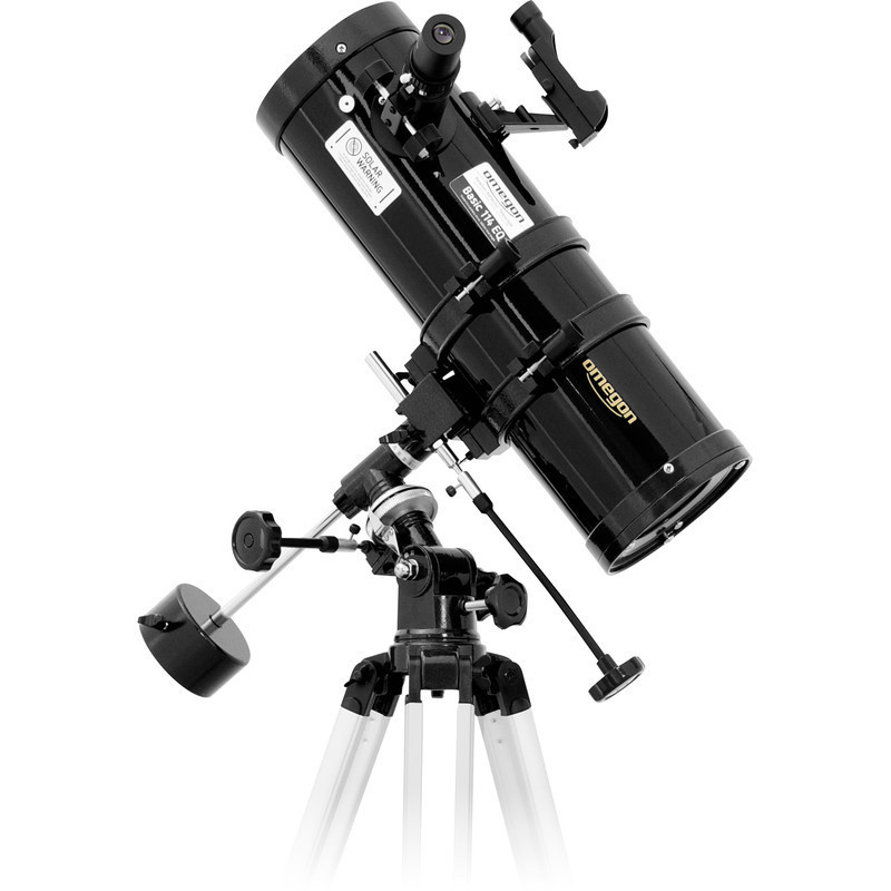 Teleskop Omegon 114/500 EQ 1