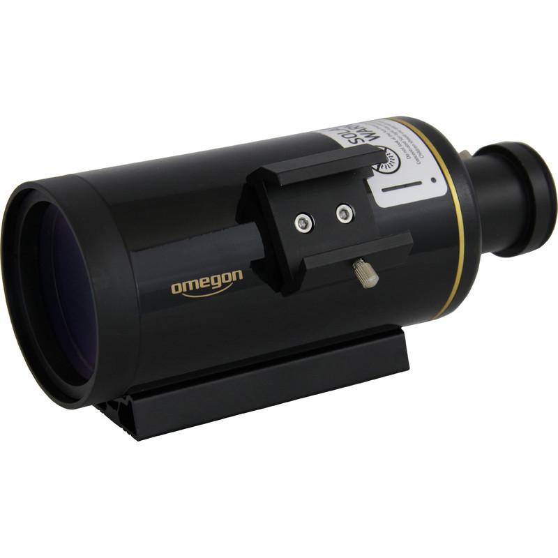Teleskop Omegon Maksutov 90 AZ s LED hledáčkem