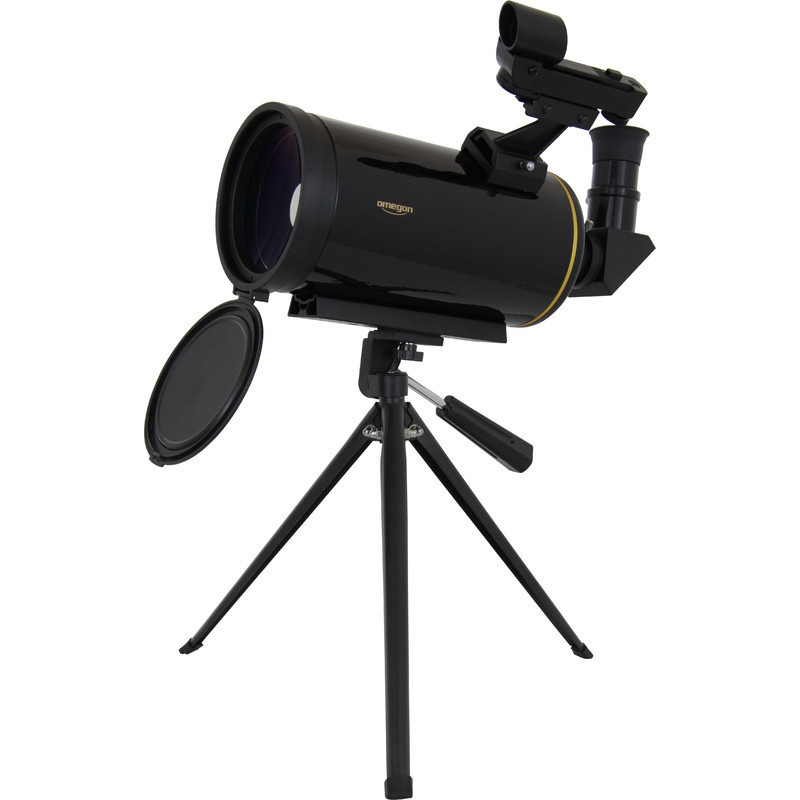 Teleskop Omegon Maksutov 80 AZ s LED hledáčkem